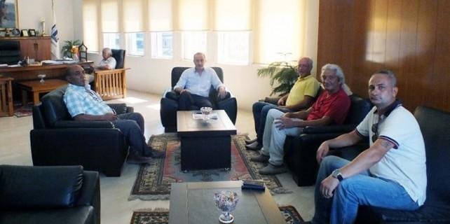 Nilüfer Belediyesi, Didim'deki serayı inceledi