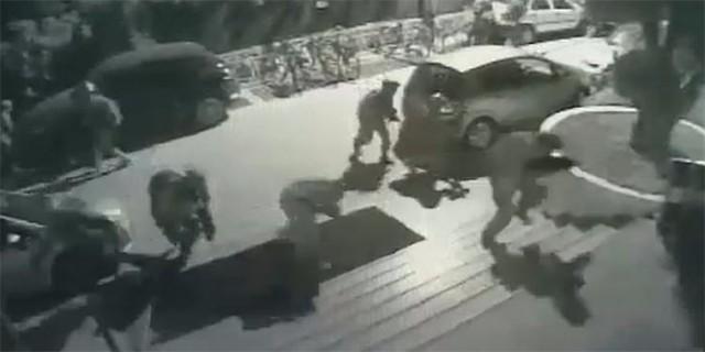 Suikast timinde yer alan 3 kaçak yakalandı