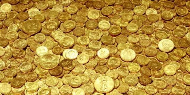 Serbest piyasada altın fiyatları belli oldu