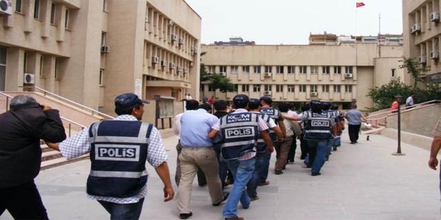 FETÖ operasyonu: 150 gözaltı !