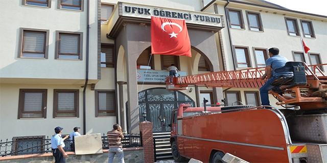Bursa'da FETÖ'nün yurdu kapatıldı