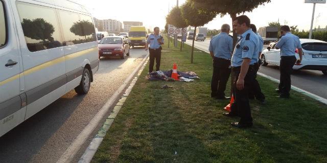 Bursa'da cinayet gibi kaza