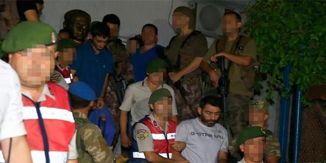 Kaçan suikastçı askerler yakalandı!
