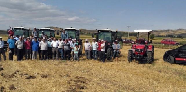 12 yılda 40 bin çiftçinin tarlasına bereket getirdi