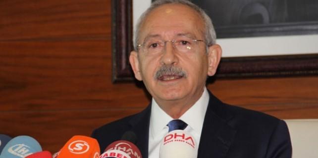 Kılıçdaroğlu'ndan Demokrasi ve Şehitler Mitingi kararı