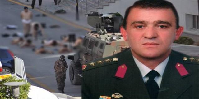 Bursa'ya kahraman komutan