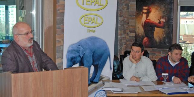Belçika ve Ukrayna'da lisansız firmalarca üretilen sahte paletlere el konuldu