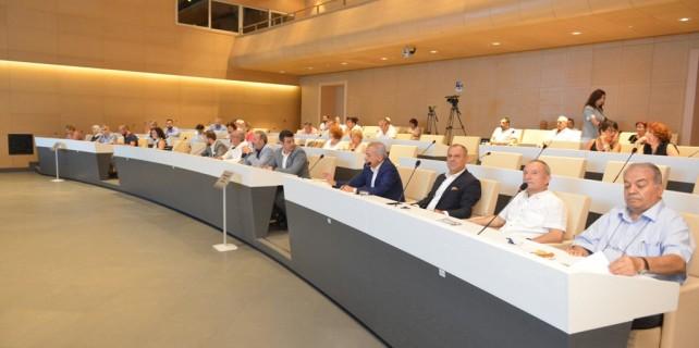 Nilüfer Belediye Meclisi toplandı
