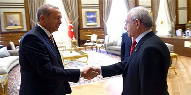 Erdoğan'dan Kılıçdaroğlu'na yeni çağrı!