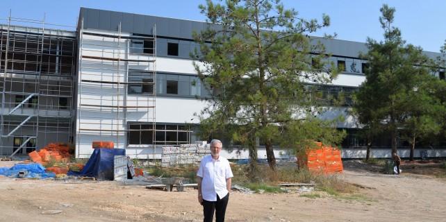 Uludağ Üniversitesi'ne yeni fakülte