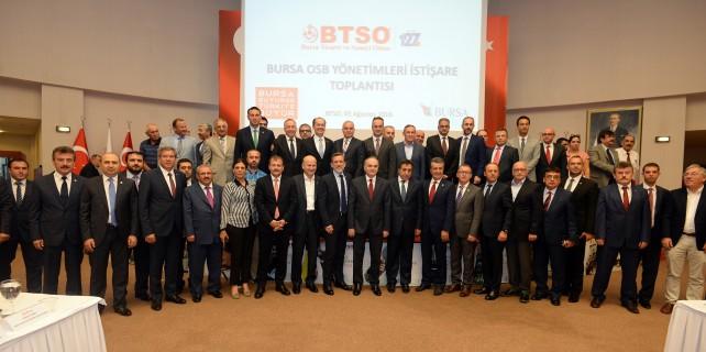 Bursa'nın talepleri reform paketinde yer alacak
