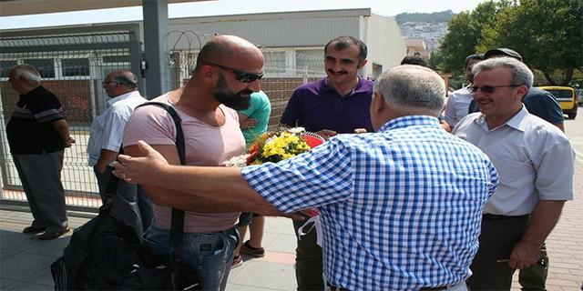 15 Temmuz kahramanı Mudanya'da