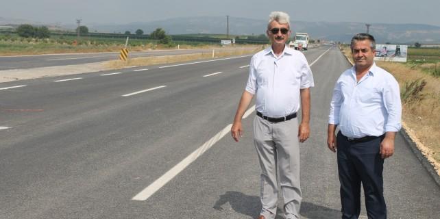 Yenişehir ve köylerinde asfaltlama çalışmaları başladı