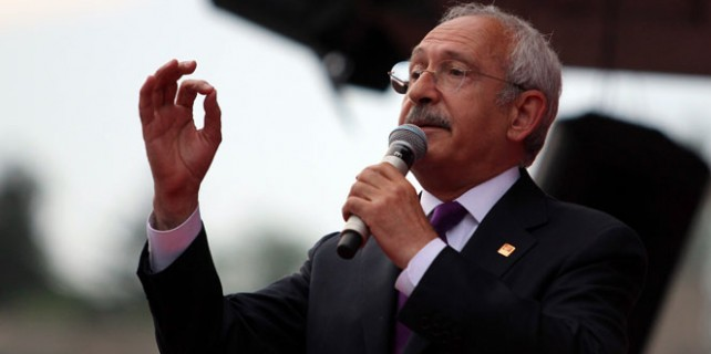 """Kılıçdaroğlu: """"Artık yeni bir Türkiye var"""""""