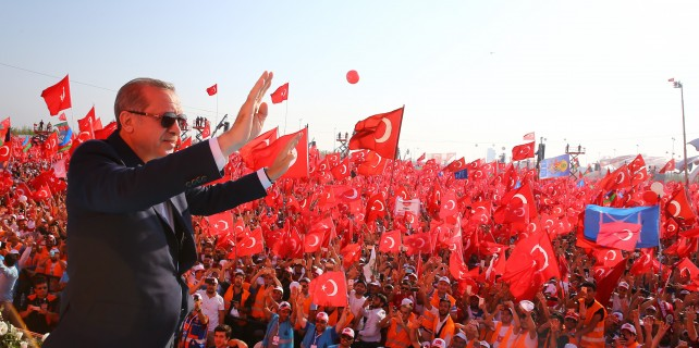 Erdoğan nöbetin bitiş tarihini açıkladı!