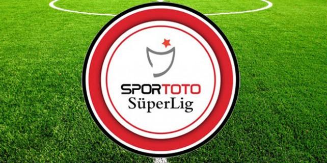 Süper Lig'de ilk 2 haftanın programı açıklandı