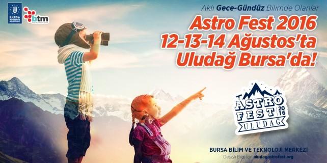 Bursa'da Astro Fest'e rekor başvuru
