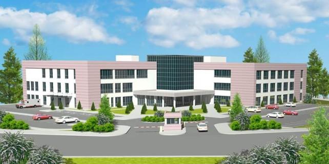 Bursa'ya yeni bir hastane daha...