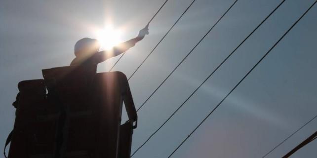 Bursa'da elektrik tüketimi rekor kırdı