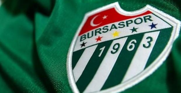 Bursaspor'dan deplasman açıklaması