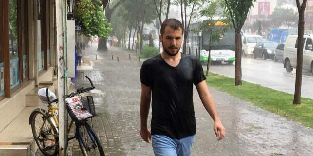 Sağanak yağış Bursa'lıları hazırlıksız yakaladı