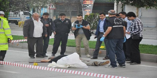 Bursa'da şok cinayet
