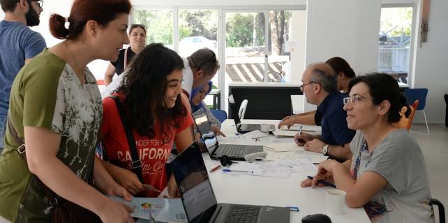 Uludağ Üniversitesi'nde kayıt heyecanı
