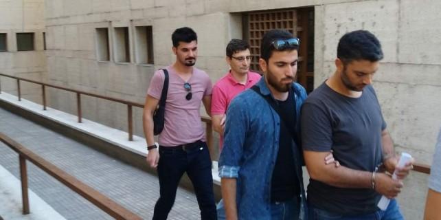 İmralı'da görevli 2 subay tutuklandı