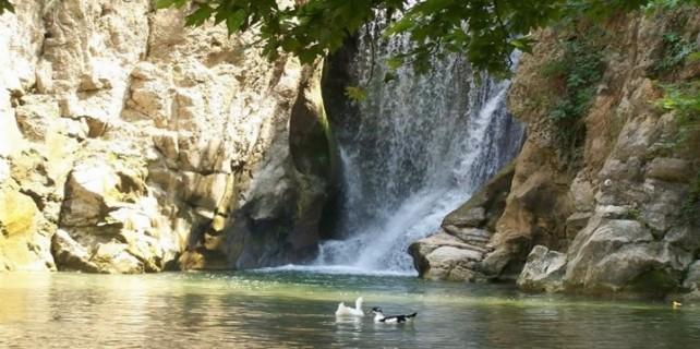 Bursa'da cennetten bir köşe