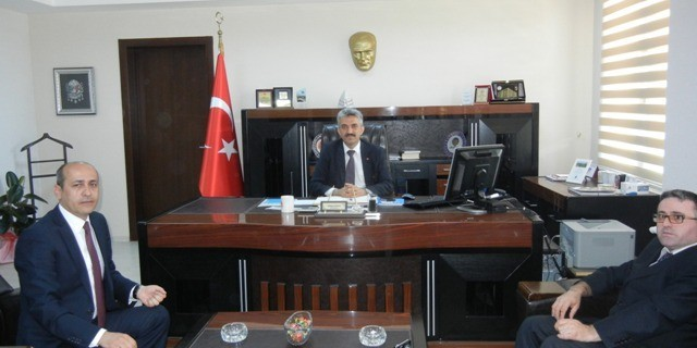 Bursa'da o Kaymakam görevine geri döndü