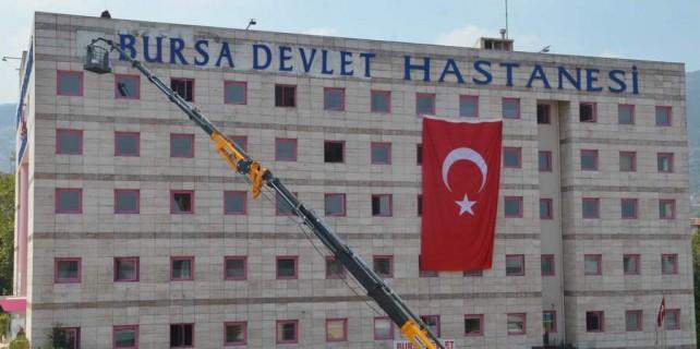 Bursa'da FETÖ'nün izleri böyle siliniyor