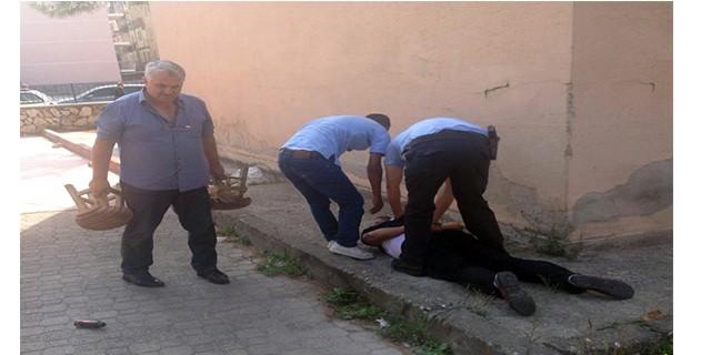 İlaç alamayan hasta...Bursa'da dehşet saçtı