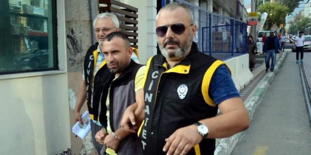 Bursa'daki cinayetin zanlısı mağarada yakalandı