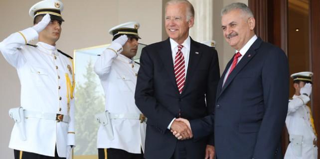 Joe Biden'den flaş Gülen açıklaması