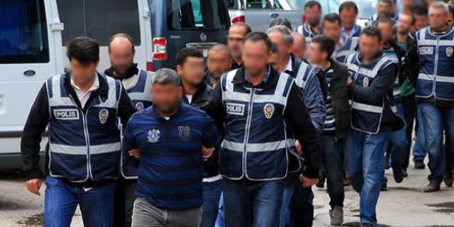 Bursa'da 'FETÖ' üyesi 31 kişi tutuklandı