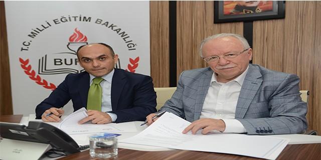 Bursa'da örnek güç birliği