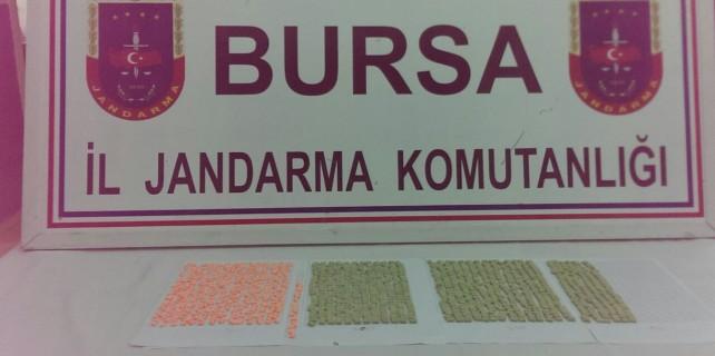 Bursa'da zehir tacirlerine fırsat yok