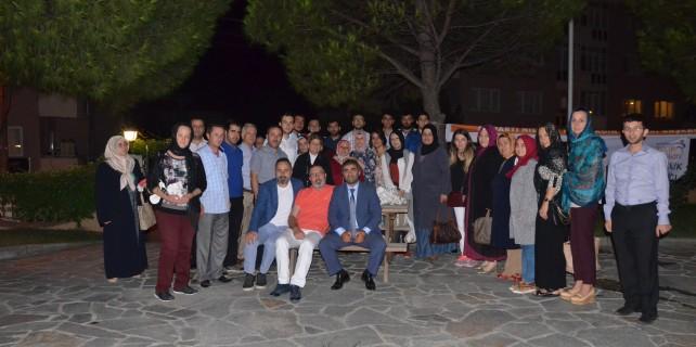 AK Parti Nilüfer'den 15 Temmuz şehitleri için mevlit