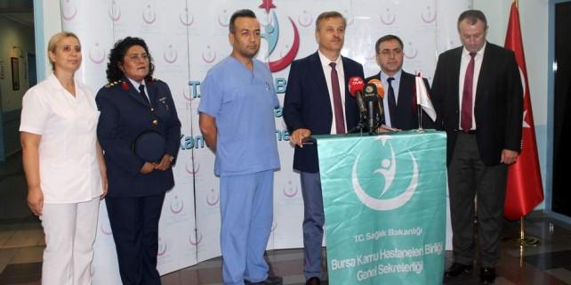 Bursalılar artık o hastaneden de yararlanacak