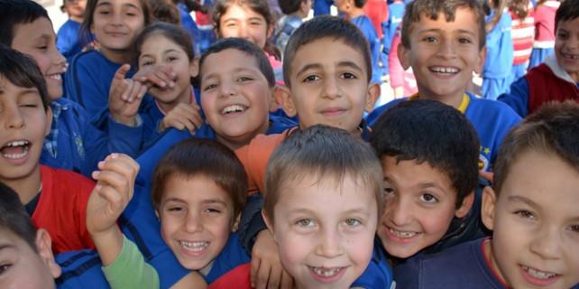 Bursa'daki öğrencilere süt müjdesi...