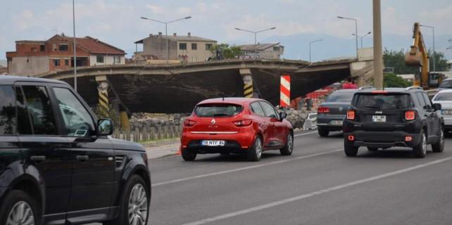 Bursa'da trafik çilesinden sonra güzel haber