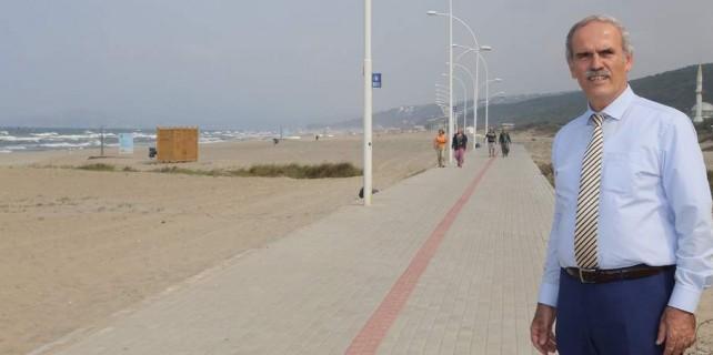 Bu sahile bir trilyonluk yatırım yapıldı