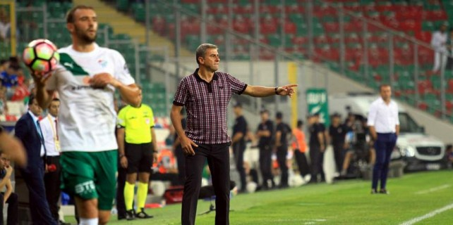 Hamzaoğlu: Görevi bırakmaya hazırım