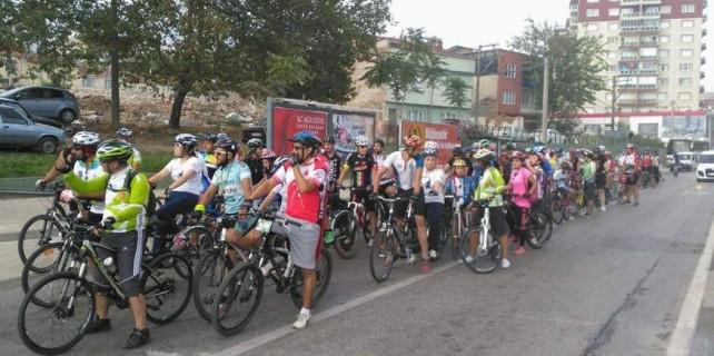 30 Ağustos'a özel bisiklet turu