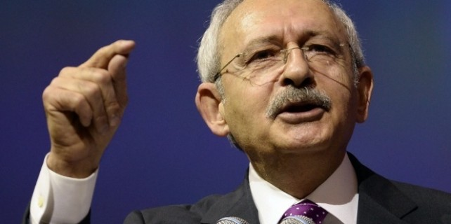 Kılıçdaroğlu'ndan flaş karar