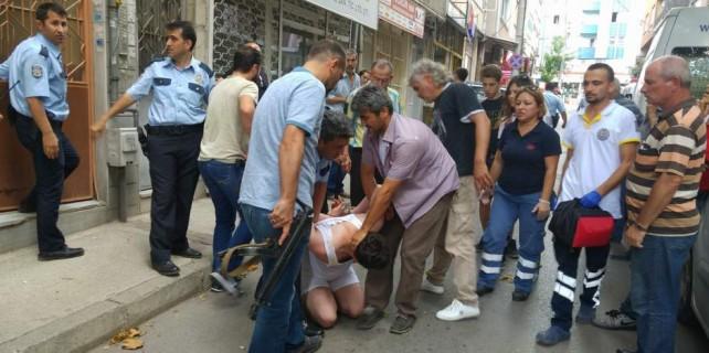 Bursa'da rehine dehşeti...Polisle pazarlıkta bakın ne istedi?