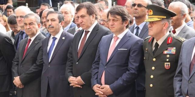 Bursa'da adli yıl böyle başladı...