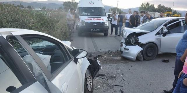 Bursa'da kazada can pazarı...