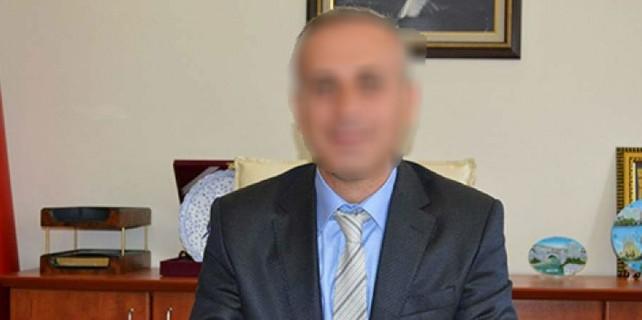 Bursa'da o kaymakama şok