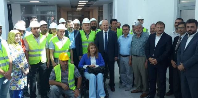 Bursa'da sağlık yatırımları hızla büyüyor...